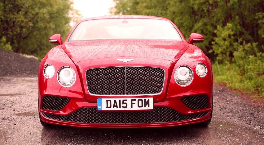 2016 Bentley Continental GT Facelift