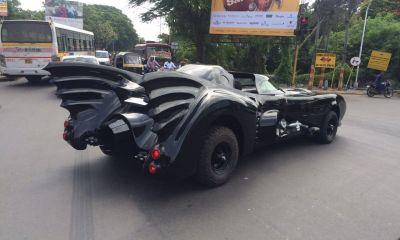 Batmobile in Pune, India