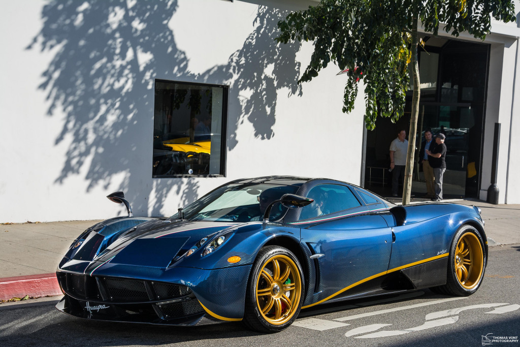 Why did Salomondrin Sell His Pagani Huayra?