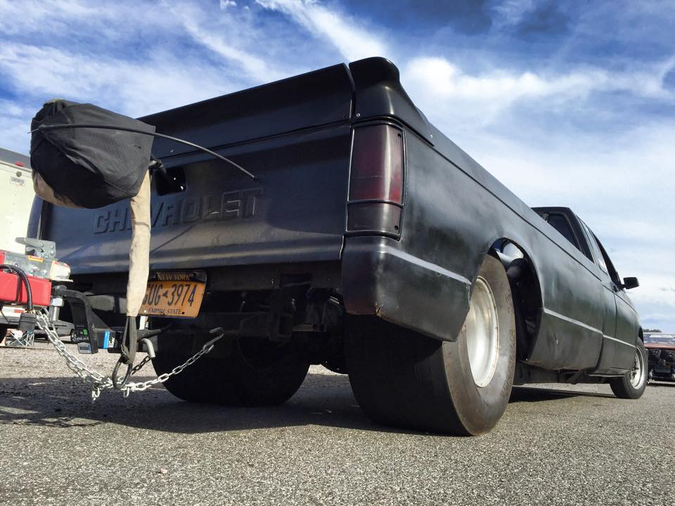 Twin Turbo Chevy S10 WTF Truck 3
