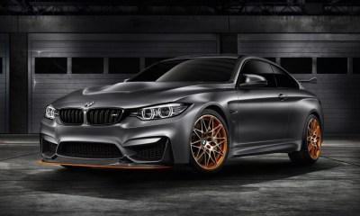 BMW M4 GTS Concept 2015 Pebble Beach