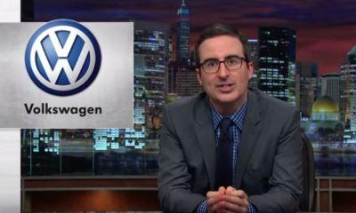 John Oliver on Volkswagen Dieselgate Scandal