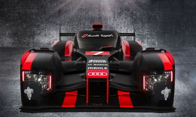 2016 Audi R18 TDI Le Mans Racer -3