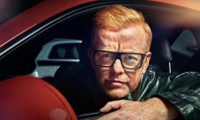 Top Gear with Chris Evans