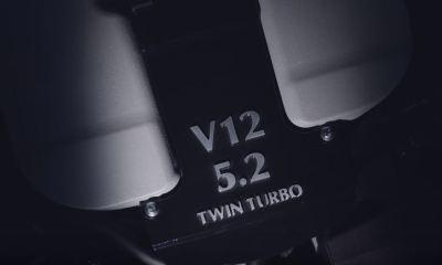 Aston Martin's new Twin-Turbo V12 engine