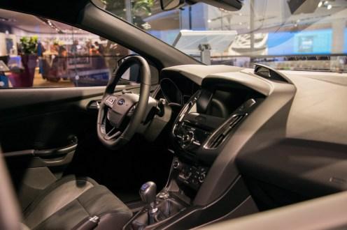 Ford Focus RS- 2016 Detroit Auto Show-1