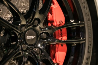 Ford GT- 2016 Detroit Auto Show-5