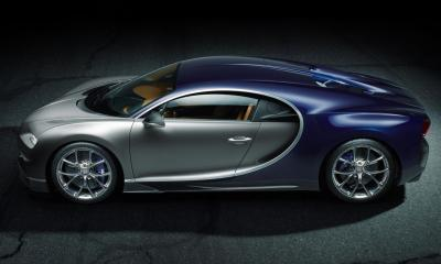 Bugatti Chiron Official Image- 2016 Geneva Motor Show-17