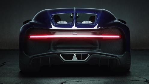 Bugatti Chiron Official Image- 2016 Geneva Motor Show-3