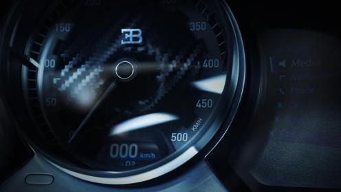 Bugatti Chiron Official Image- 2016 Geneva Motor Show-8