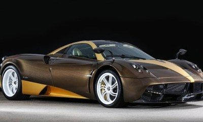 Chocolate Day Pagani Huayra from Japan-1