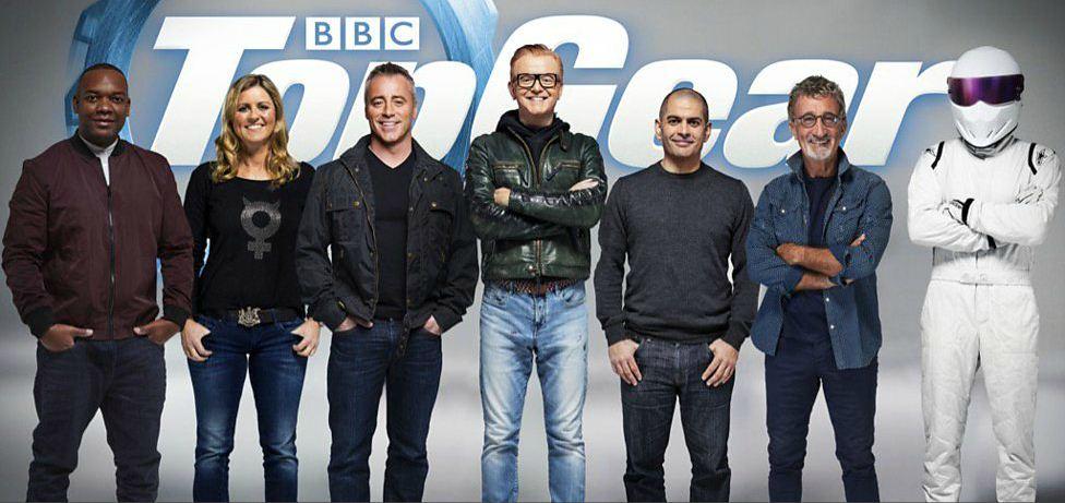 Chris Evans reveals new Top Gear team on Breakfast show