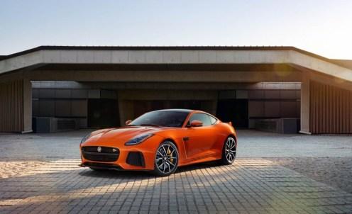 Jaguar F-Type SVR Coupe-2016 Geneva Motor Show-15