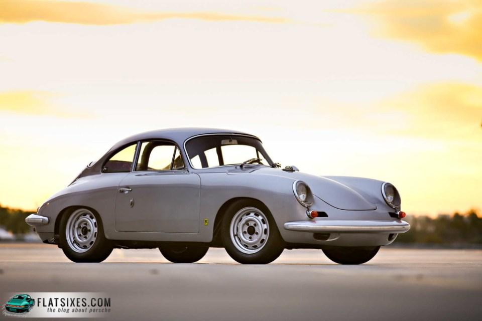 Jerry Seinfeld's Porsche Collection-1963 Porsche 356 B 2000 GS Carrera 2 Coupe