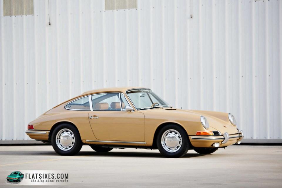 Jerry Seinfeld's Porsche Collection-1966 Porsche 911