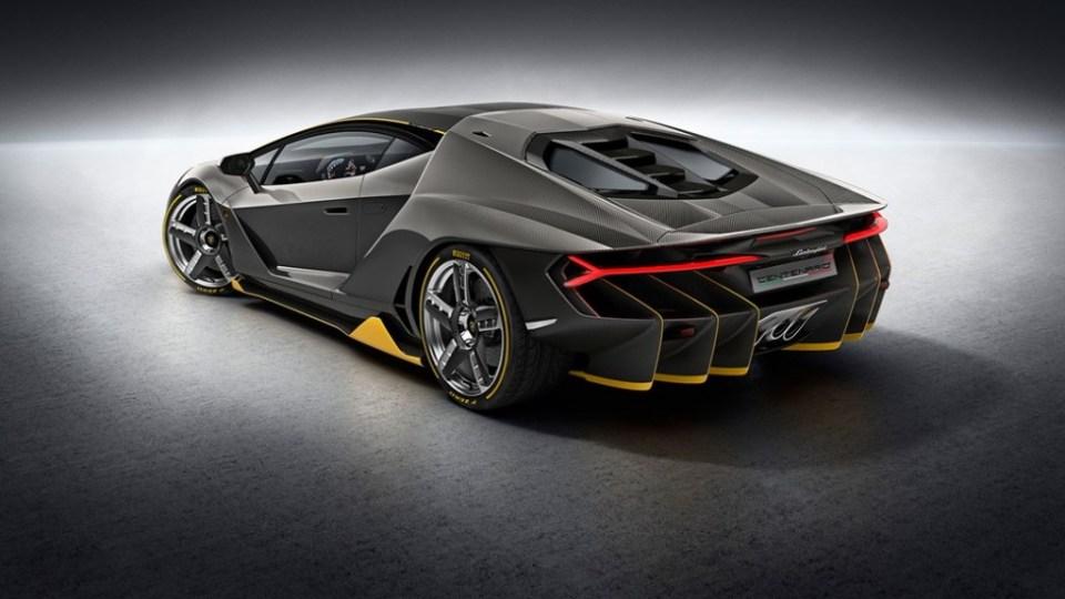 Lamborghini Centenario LP770-4- 2016 Geneva Motor Show-8