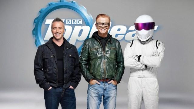 Matt LeBlanc to co-host BBC Top Gear