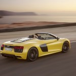 2017 Audi R8 Spyder V10- 2016 NY Auto Show-2