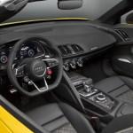 2017 Audi R8 Spyder V10- 2016 NY Auto Show-8