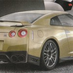 Nissan GT-R Facelift Rendering Japan-3