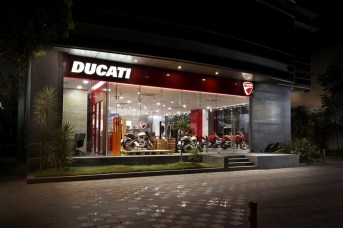 Pune gets its first Ducati dealership-1