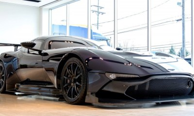 Aston Martin Vulcan for sale in the US-1