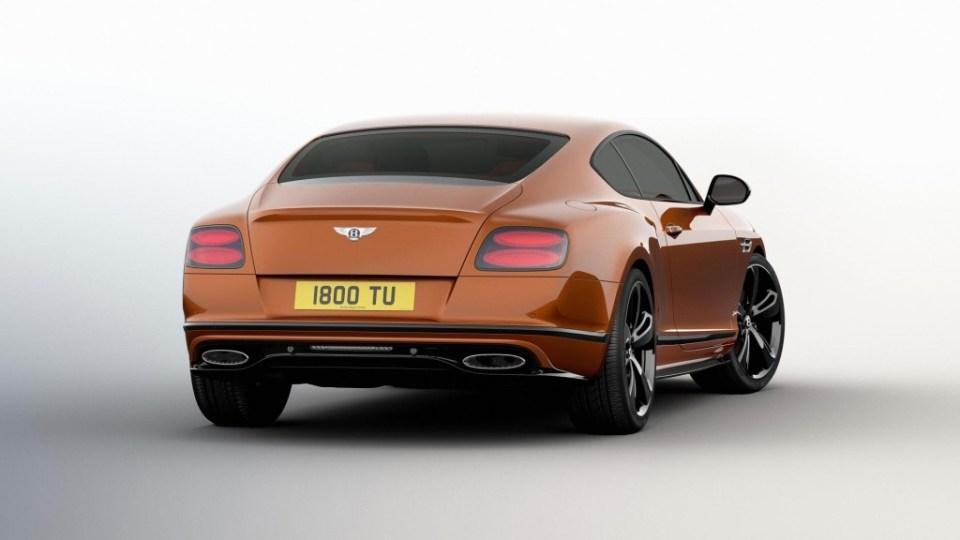 Bentley Continental GT Black Edition-2