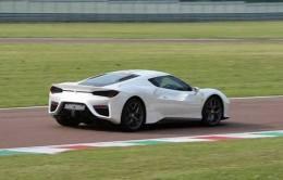 Mystery Ferrari spotted at Fiorano-2