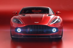2016 Aston Martin Vanquish Zagato Concept-1