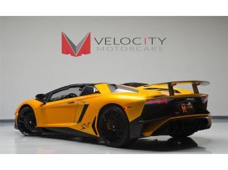 Lamborghini Aventador SV Roadster for sale-2