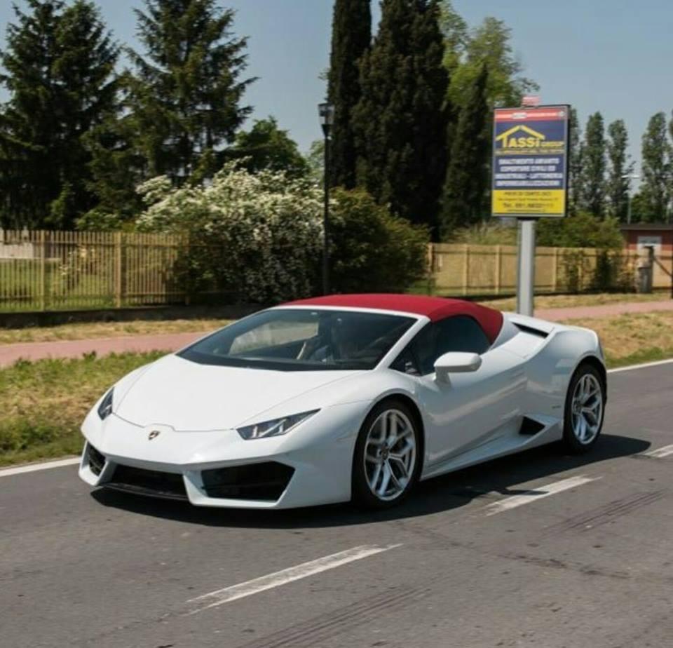 Lamborghini Huracan Spyder LP580-2 spy shots-2