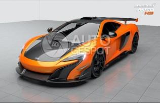 MSO McLaren 688 HS-12