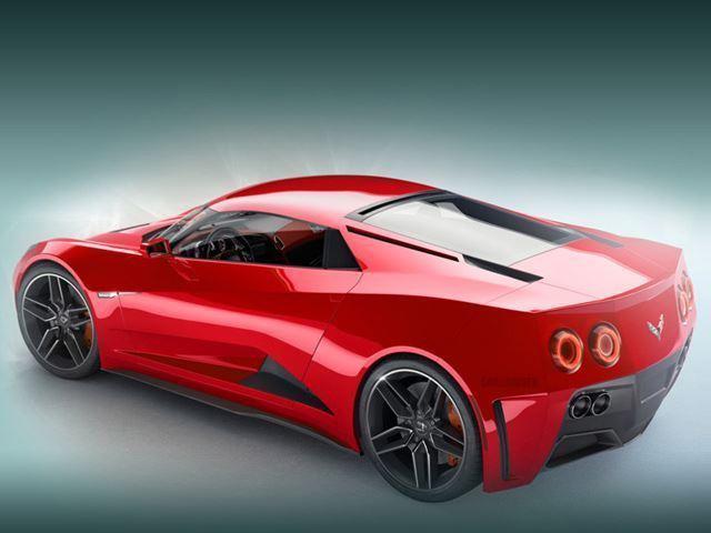 Mid Engine Corvette C8 to debut at 2018 Detroit Auto Show