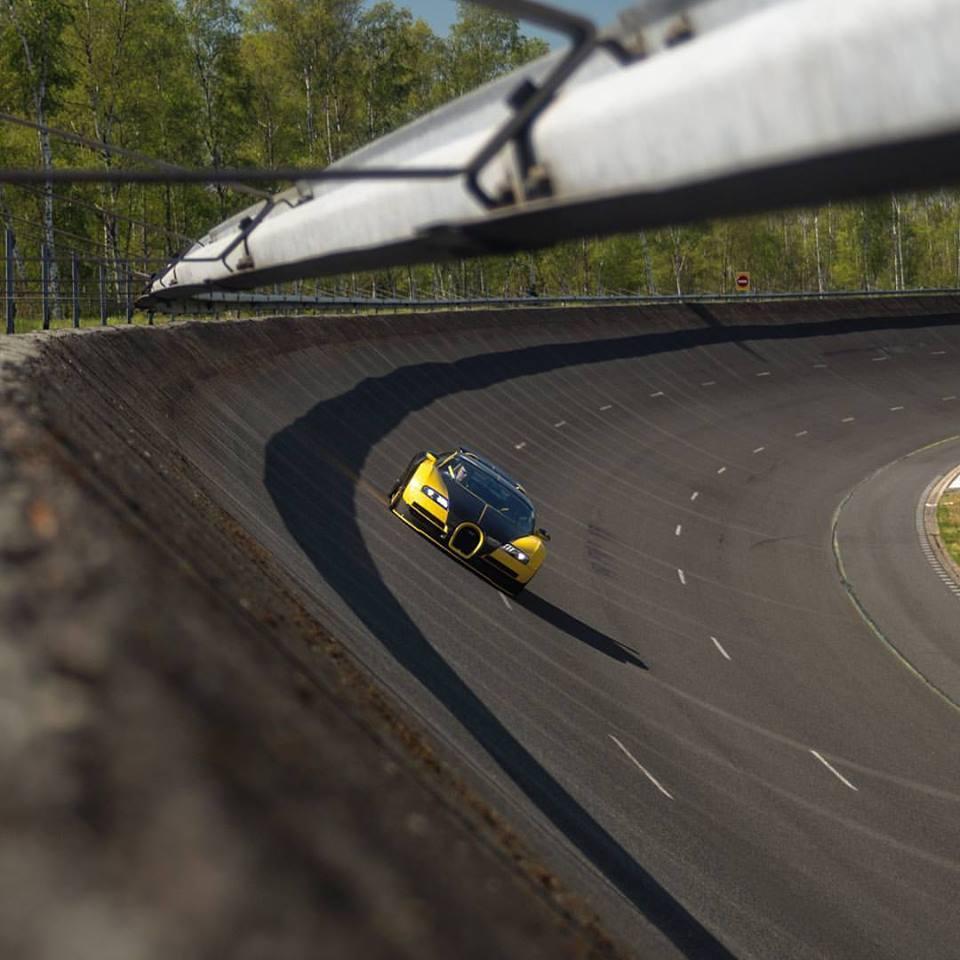 Oakley Design Bugatti Veyron Top Speed Run-3