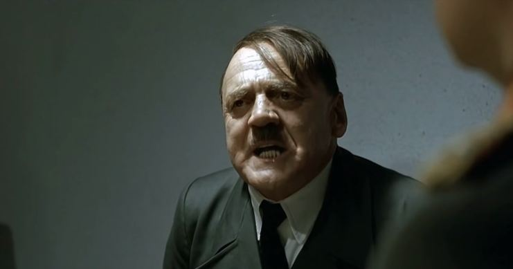 Adolf Hitler reacts to new Top Gear