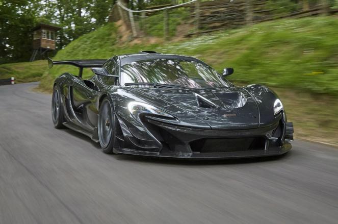 McLaren P1 LM-1