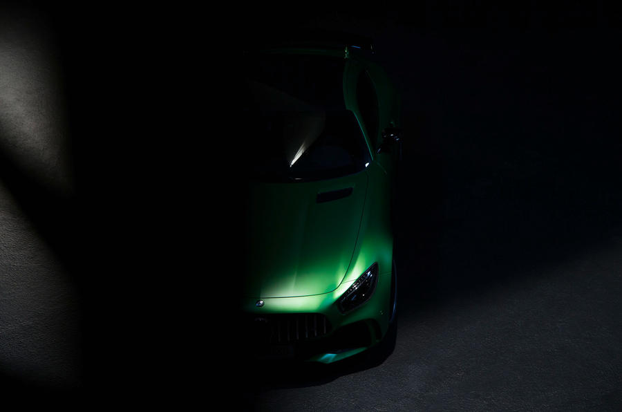 Mercedes-AMG GT R teaser image-Goodwood Festival of Speed-3