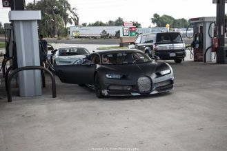 Bugatti Chiron convoy spotted in Colorado-2
