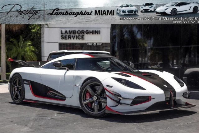 2015 Koenigsegg One-1 for sale in USA-1