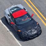 2018 Chevrolet Corvette ZR1 Spy Shots-2