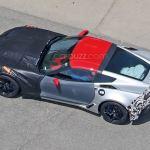 2018 Chevrolet Corvette ZR1 Spy Shots-4