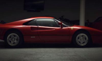 David Lee's Ferrari 288 GTO