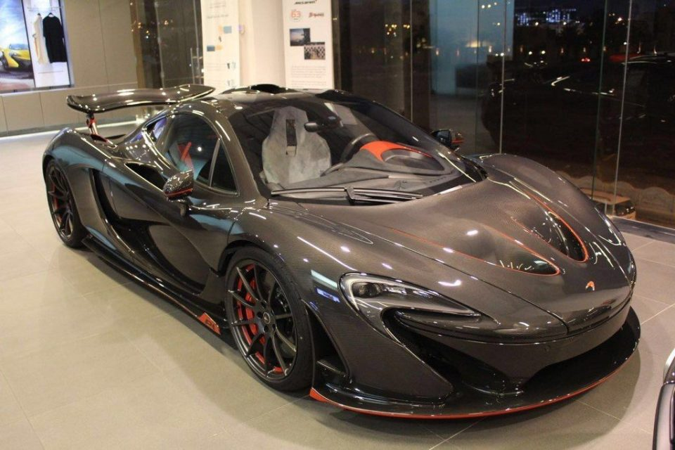 McLaren P1 Carbon Series for sale in Dubai-2