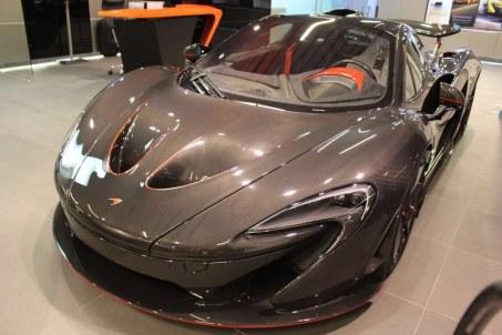 McLaren P1 Carbon Series for sale in Dubai-6