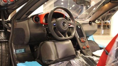 McLaren P1 Carbon Series for sale in Dubai-8