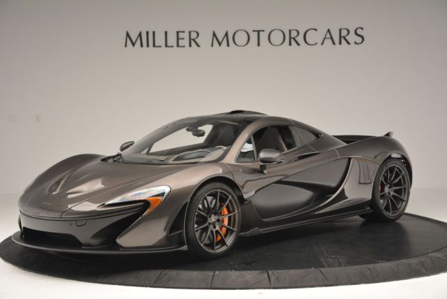 McLaren P1 with MSO options for sale-1