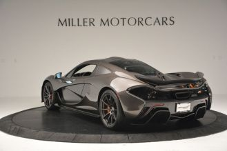McLaren P1 with MSO options for sale-4