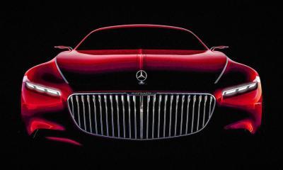 Mercedes-Maybach Concept Teaser-2016 Pebble Beach Concourse-1