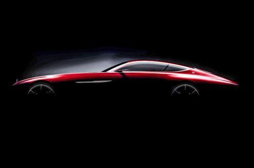 Mercedes-Maybach Concept Teaser-2016 Pebble Beach Concourse