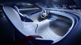 Vision Mercedes-Maybach 6 Concept- Pebble Beach 2016-1